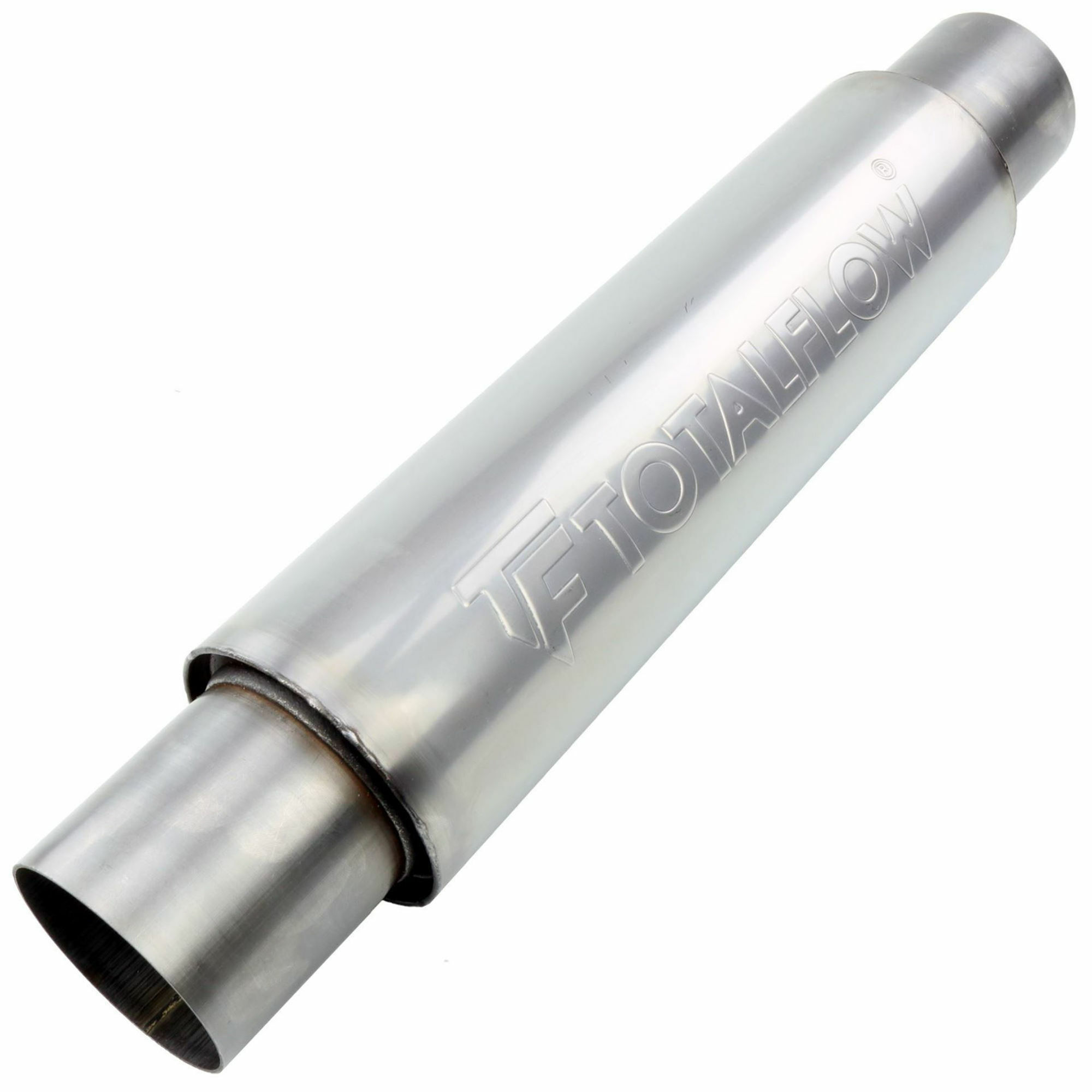 Picture of TOTALFLOW 22214 Straight Through Universal Exhaust Muffler - 2 Inch ID