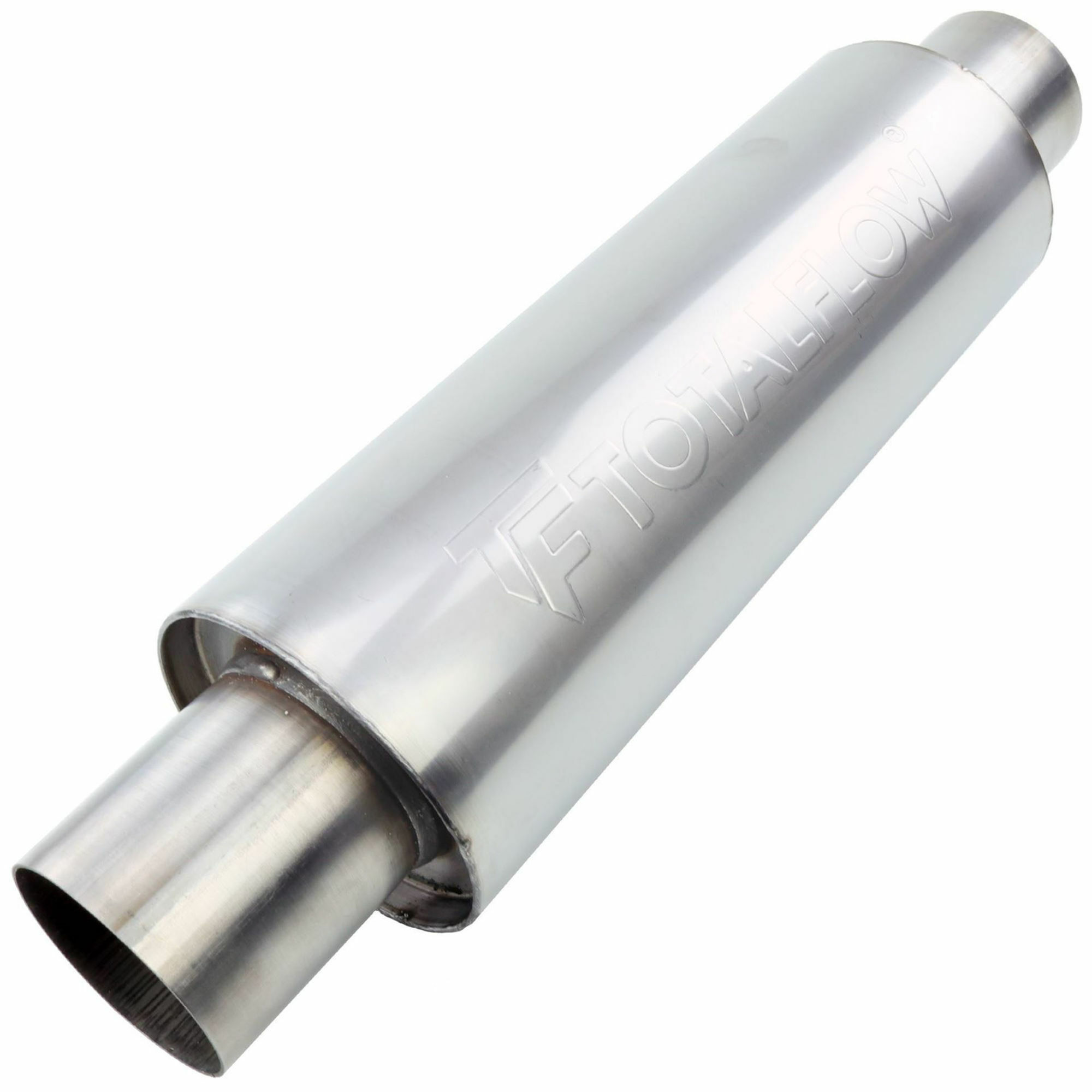 Picture of TOTALFLOW 22414 Straight Through Universal Exhaust Muffler - 2 Inch ID